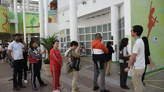 Hong Kong : un scrutin local à l'enjeu amplifié