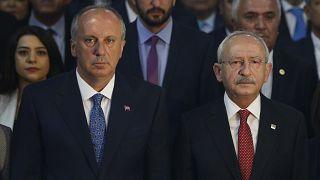 """""""İnce'nin Erdoğan ile görüştüğü"""" iddiası siyaset dünyasını sarsmaya devam ediyor"""