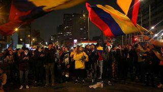 La mano dura de Iván Duque no aplaca las protestas antigubernamentales en Colombia
