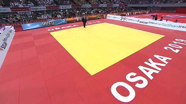 Osaka Judo Grand Slam - Das Finale