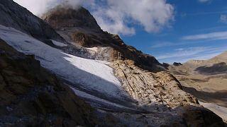 Changement climatique : les glaciers des Pyrénées les plus exposés