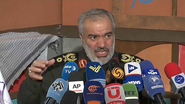 شاهد: نائب القائد الأعلى للحرس الثوري الإيراني يوجه تحذيرا للمتربصين ببلاده