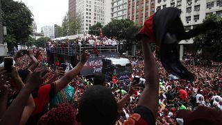 Copa Libertadores : Flamengo enflamme les rues de Rio