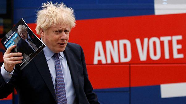 Boris Johnson will Milliarden ausgeben
