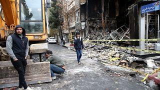 "Протестующим в Иране грозят ""максимально жёстким наказанием"""