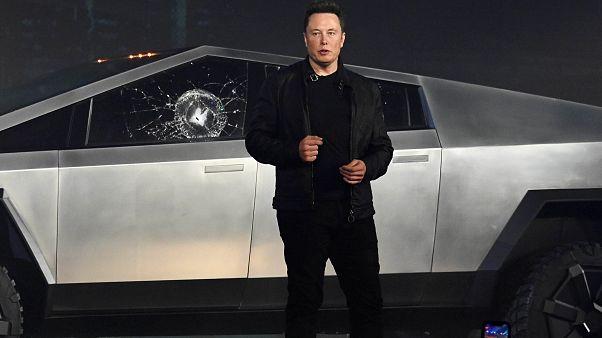 150.000 Vorbestellungen für Teslas Cybertruck