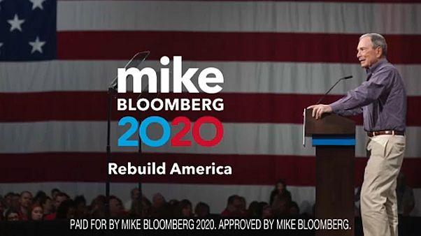 Michael Bloomberg officiellement candidat à la primaire démocrate