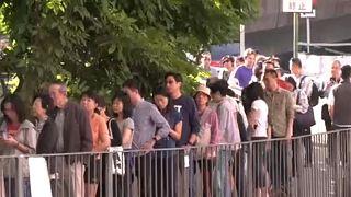 هونغ كونغ: أعداد قياسية للناخبين في انتخابات المجالس المحلية