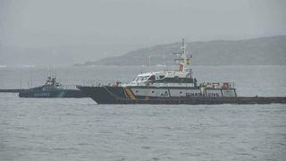 Kokaint vitt a tengeralattjáró