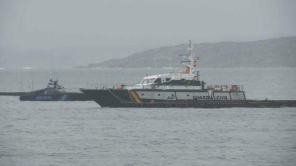 "Primeiro ""narcosubmarino"" intercetado na Europa"