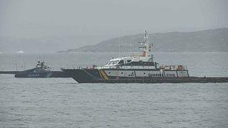 L'Espagne intercepte un sous-marin bourré de drogue