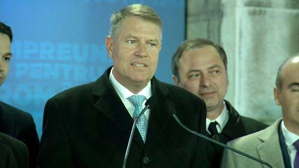 """La prima dichiarazione da """"neo"""" Presidente di Klaus Iohannis."""