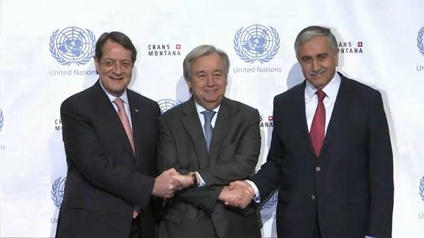 Chypre : après 45 ans de division, l'espoir enfin d'une réunification?