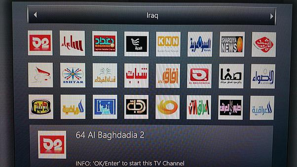 Irak'ta 'kural ihlali' gerekçesi ile 8 kanal ve 5 radyo kapatıldı