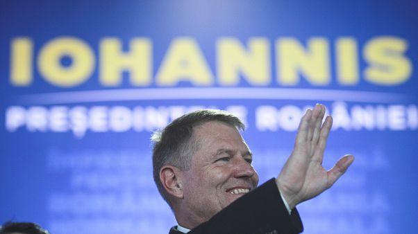 پیروزی مجدد یوهانیس در انتخابات ریاست جمهوری رومانی