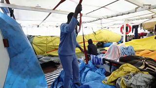 Jetzt doch: Rettende Häfen für Migranten in Italien
