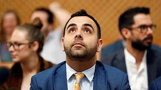 عمر شاكر، مدير مكتب هيومن رايتس واتش في إسرائيل والأراضي الفلسطينية- أرشيف رويترز