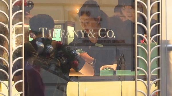 Frankreichs Luxuskonzern LVMH: Zum Frühstück Tiffany