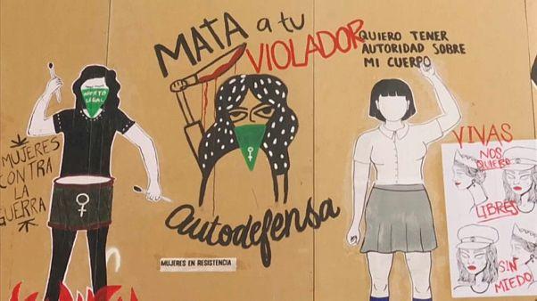 Les Mexicaines dénoncent les violences faites aux femmes