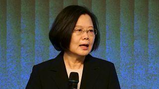 Tayvan'daki iktidar partisinden Çin'e 'demokrasi düşmanı' suçlaması
