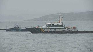 First transatlantic cocaine submarine found off the coast of Spain