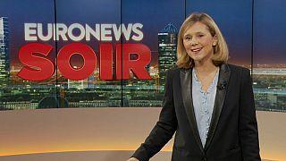 Euronews Soir : l'actualité du lundi 25 novembre 2019