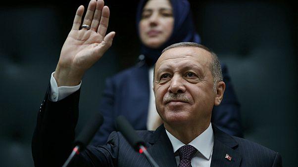 الرئيس التركي- أرشيف رويترز