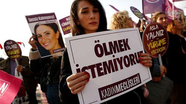 Kadına şiddet Avrupa'da da artış gösteriyor: Şiddetin coğrafyası yok