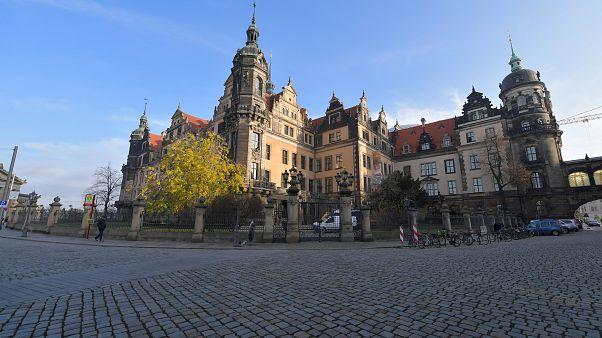 Das Museum Grünes Gewölbe im Residenzschloss Dresden hat die größte Sammlung von Schätzen in Europa.