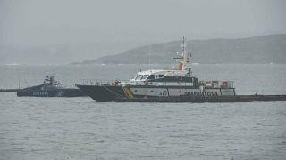 У берегов Галисии задержана наркосубмарина