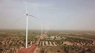 Le plus grand parc éolien d'Afrique de l'Ouest bientôt en fonction au Sénégal