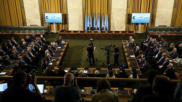 Şam heyeti, Cenevre'deki Suriye görüşmelerini terk etti: Esad rejimi Türkiye'nin kınanmasını istedi