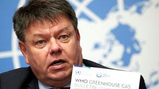 Novos recordes nos gases com efeito estufa