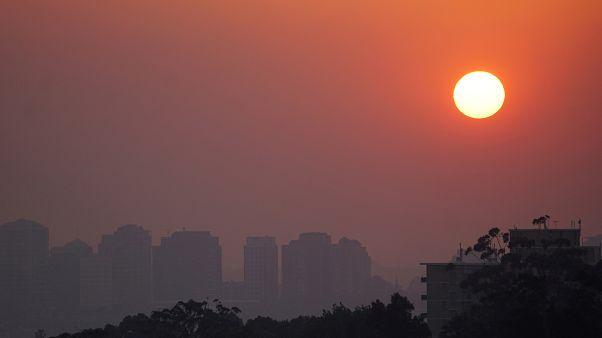 Alerta ante un récord histórico de gases de efecto invernadero en la atmósfera