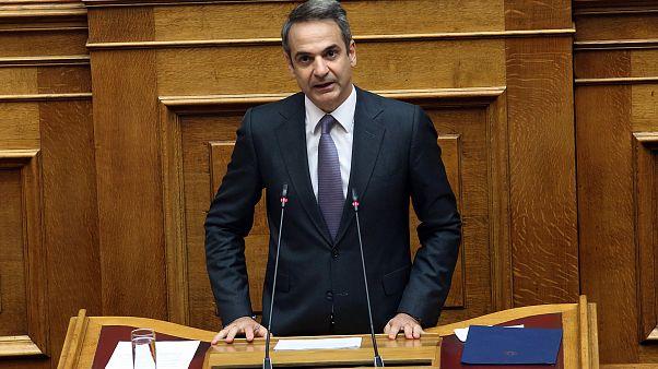 Κυρ.Μητσοτάκης: Από αύριο η Ελλάδα θα έχει νέο Σύνταγμα