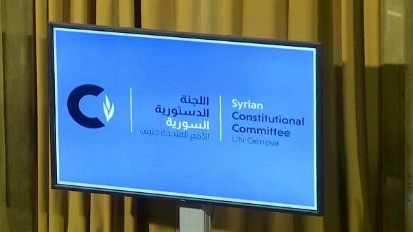 Новый раунд работы Конституционного комитета Сирии