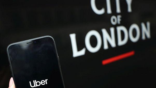 Fahrdienstleister Uber: Keine Lizenz mehr in London