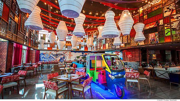 Introducing Dubai's international dining scene