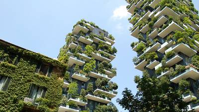 Green cities could be helping people to live longer by creating more natural spaces.