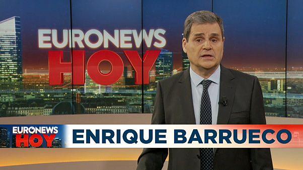 Euronews Hoy | Las noticias del lunes 25 de noviembre de 2019