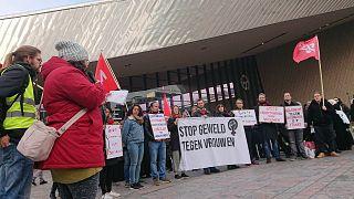 خاص: مسيرة في روتردام تنديداً بالعنف الممارس بحق النساء في هولندا