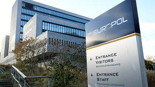 صورة لمقر يوروبول في لاهاي بهولندا