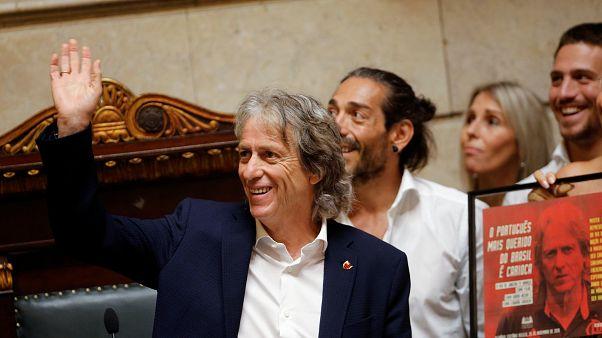 Cidade Maravilhosa tem um novo cidadão honorário