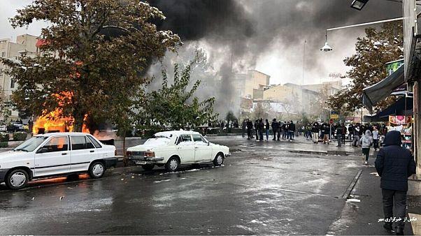 عفو بینالملل: شمار کشته شدههای اعتراضهای ایران دستکم ۱۴۳ نفر است