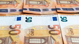 أوراق نقدية من فئة 50 يورو