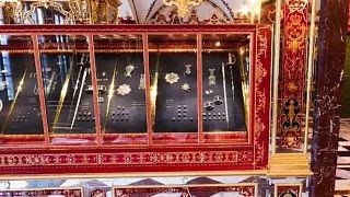 """Juwelenraub in Dresden: """"Keine Steine herausbrechen"""""""