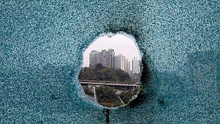 """Governo de Hong Kong diz que """"ouviu"""" o voto de protesto"""