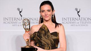 Az első magyar Emmy-győzelem: Gera Marina kapta a legjobb színésznő díját