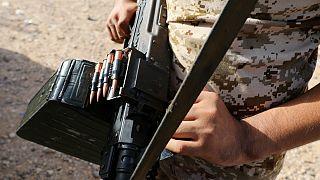 دیدار مقامات آمریکا با خلیفه حفتر؛ واشنگتن نگران «دخالت» روسیه در لیبی است