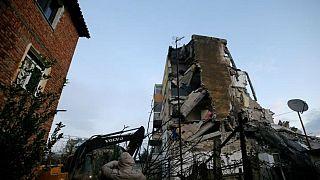 زمین لرزه قدرتمند ۶.۴ ریشتری در آلبانی قربانی گرفت